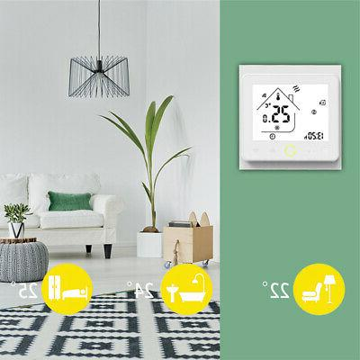 Wifi Wireless Smart Programmable Thermostat App Control