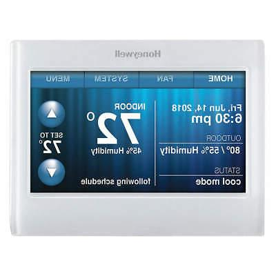 wireless wifi thermostat 7 programmable th9320wf5003 white