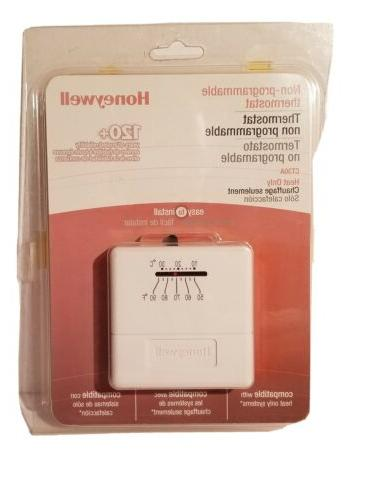 Honeywell YCT30A Heat Only Non-Programmable