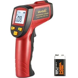 AstroAI Digital Laser Infrared Thermometer, 550 Non-contact