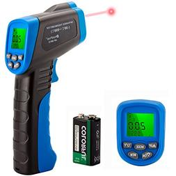 HOLDPEAK 981C Non-Contact Digital Laser Infrared Thermometer