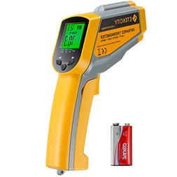 Lasergrip1030D Infrared Thermometer Digital Dual Laser Tempe