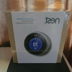 Nest Learning Thermostat 2nd Generation New Factory Sealed T