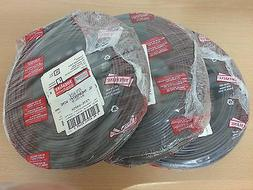 Lot of 3! Totaline 20 Gauge 4 Wire Thermostat Cable 250' fee