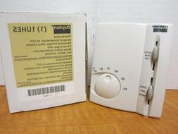 Low Voltage Mechanical Thermostat For Heating/Cooling System
