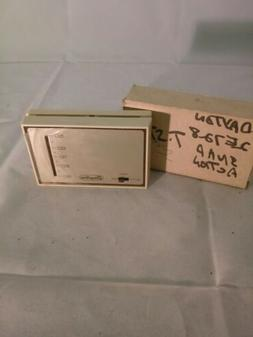 Low Voltage Snap Action Thermostat Heating only 2E728