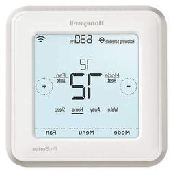 HONEYWELL Low Voltage Thermostat,Stages Heat 2, TH6220WF2006