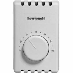 Honeywell Manual 4 Wire Premium Baseboard Line Volt Thermost
