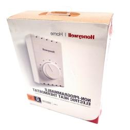Honeywell Manual Electric Baseboard Heat Thermostat Mechanic