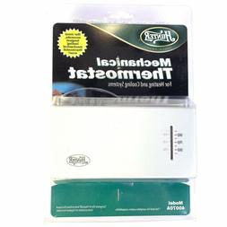 Hunter Mechanical Thermostat Model 40070A Heating and Coolin
