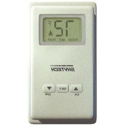 SkyTech Millivolt Wireless On/Off Wall Thermostat and Receiv