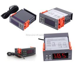 NEW 12V/24V/110V/220V STC-1000 Digital Temperature Controlle