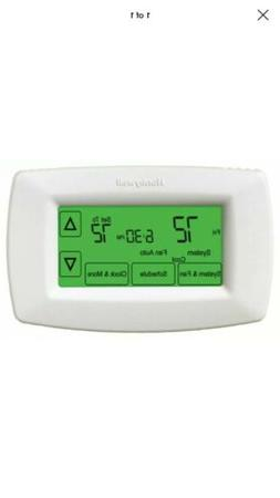 New Factory Sealed Honeywell 7-Day Programmable Touchscreen