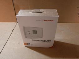 NEW HONEYWELL DIGITAL NON-PROGRAMMABLE THERMOSTAT WHITE SEAL