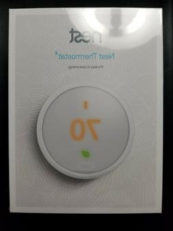 NEW IN SEALED BOX Nest E Color Programmable Smart Thermostat