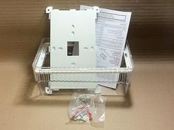 New no box Universal Thermostat Guard w/wall plate 2E706A cl