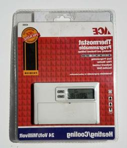 *New Sealed* Ace thermostat programmable 42355 Heating/Cooli