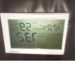 "new single stage Ameristar 5 1/2""Touch Screen Thermostat. 5-"