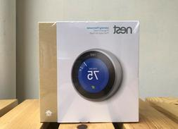 new t3007es learning thermostat 3rd generation stainless