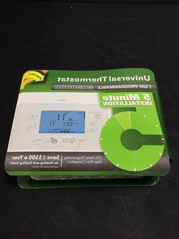 New Hunter Universal Thermostat 7 Days programmable 47377