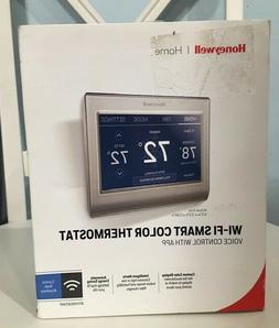 new wifi smart color thermostat w voice