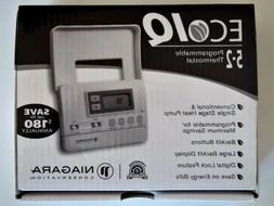 Niagara N9195 ECO-IQ 5-2 Programable Thermostat - New in the