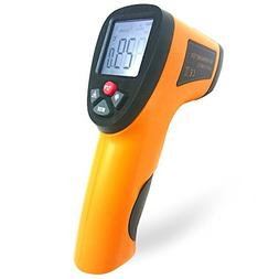 HDE Non-Contact Infrared IR Temperature Gun Digital Thermome