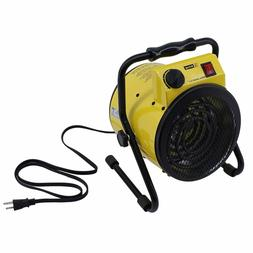 Portable Shop Heater Thermostat Personal Heater Rugged Works