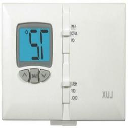 ❤ Lux Products Dmh110 Non-Programmable Digital Thermostat