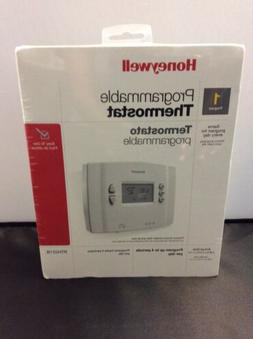 HONEYWELL PROGRAMMABLE THERMOSTAT- 1 Program. New!