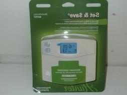 programmable thermostat heating and cooling systems model