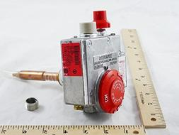 ROBERTSHAW 110-262 Propane Water Heater Thermostat, 1.625-In