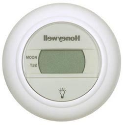 Honeywell Digital Round Heat Only Thermostat CT8775A
