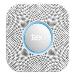 Nest S3003LWES Smartphone White Smoke Carbon Monoxide Wired