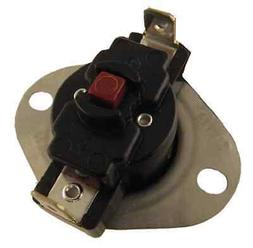 Supco SHM180 Manual Reset Limit Control Thermostat - Open 18