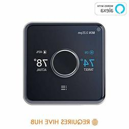 Hive Smart Home Thermostat, Works with Alexa Google Home, Re