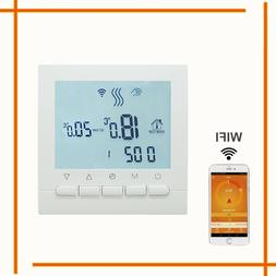 Smart Home Wifi Gas Boiler or Warm Floor Heating System Ther