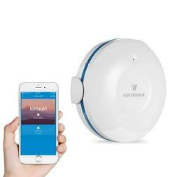 Wasserstein Smart Wi-Fi Water Sensor, Flood and Leak Detecto