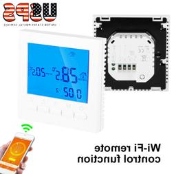 Smart WiFi Programmable Thermostat Digital Temperature Contr