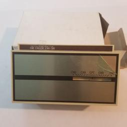 Southeast Industies Heat-Cool 24 Volt Thermostat Model DR154