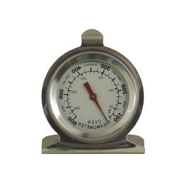 Supco ST04 Oven Thermometer Round Dial 100'F to 600'F Hangin