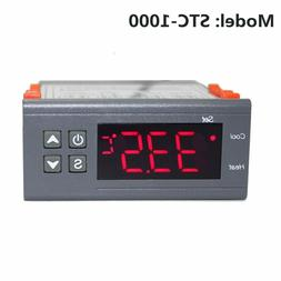 STC-1000 Temperature Controller Digital 12/24/220V Centigrad