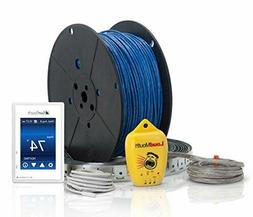 SunTouch WarmWire  Floor Heat Kit, 45 SF Cable w/ Command To
