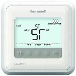 Honeywell T4 Programmable Thermostat TH4110U2005 1H/1C Heat