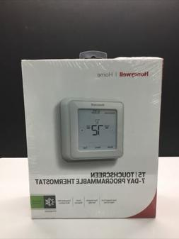 Honeywell T5 Touchscreen 7 Day Programmable Thermostat - RTH