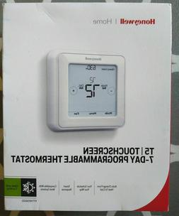 Honeywell T5 Touchscreen 7 Day Programmable Thermostat RTH85