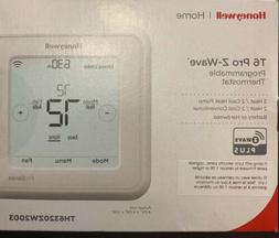 t6 pro z wave programmable thermostat th6320zw2003