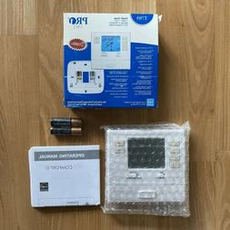 ProIQ T705 1 Heat/1 Cool programmable Thermostat