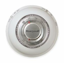 Honeywell T87N1000 - The Round CT87 Series Manual Thermostat
