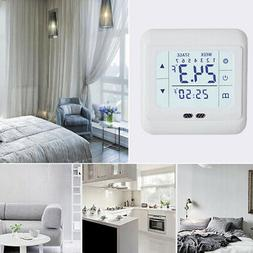 Temperature Controller Electric Tools Warm Floor Heating The